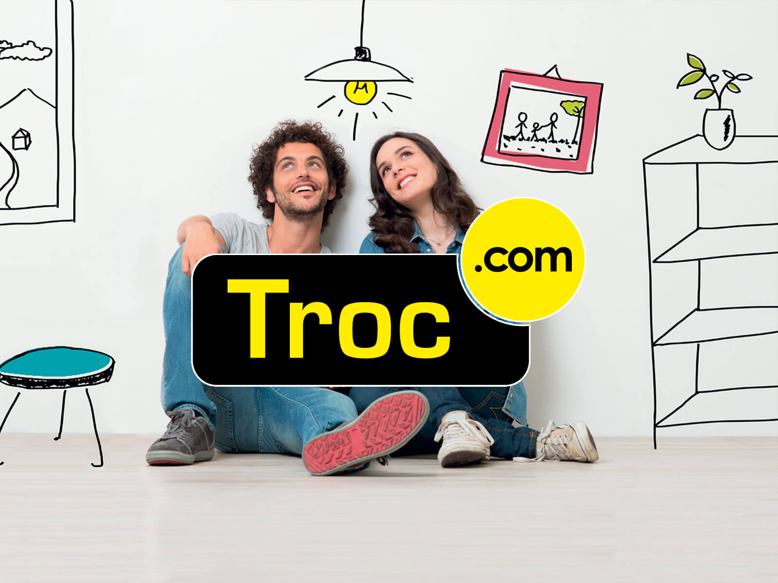 Troc.com: Achat vente d\'occasion en ligne ou en dépôt vente