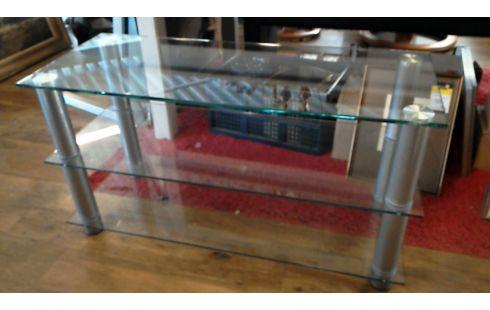 Tv Meubel Met Glazen Platen.Tv Meubel Glas