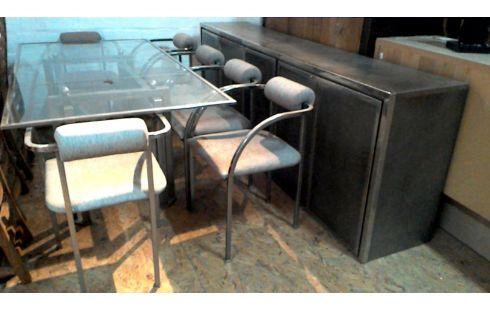 Mechelse Eetkamer Tafel.Tweedehands Aankoop En Verkoop Eetkamer Eighties Tafel 6stoelen