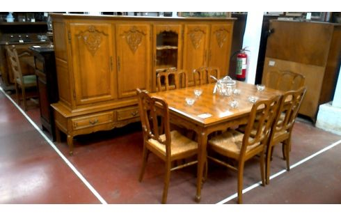 Achat salle a manger style louis xv occasion clabecq - Salle a manger louis 15 ...